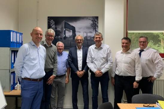 Stertil Group BV takes over Schiltz's French Dock Products Sales Company