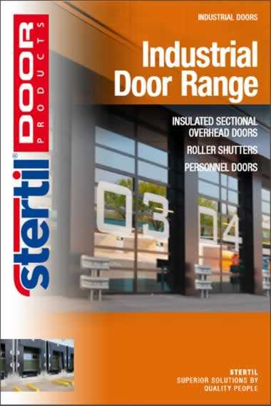 Stertil Industrial Door Range